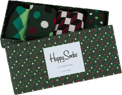 Holiday Gift Box Patterned