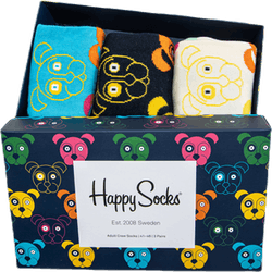 Mixed Dog 3-Pack Gift Box Patterned