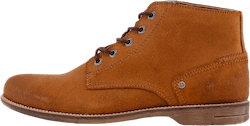 Crasher Suede Shoe Brown