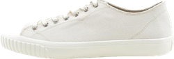 Swing Low Canvas Sho White