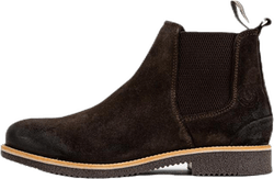 Torpid Suede Shoe Brown