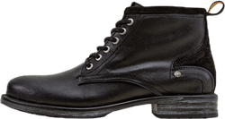 Drowsy Leather Shoe Black