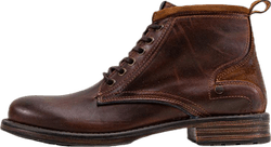 Drowsy Leather Shoe Brown