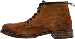 Drowsy Suede Shoe Brown