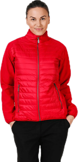 Milano Jkt Red