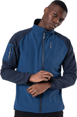 Moss Jacket II Blue