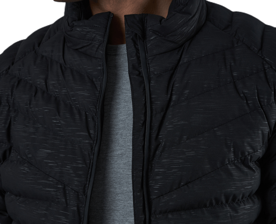 Hastings Jacket Black