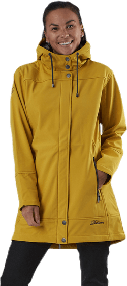 Pompei Jacket Yellow