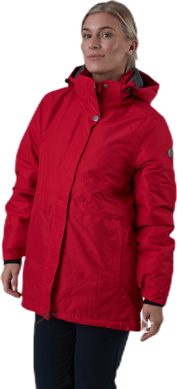 Messina Jacket Red