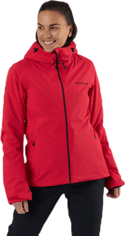 Anima Jacket Red