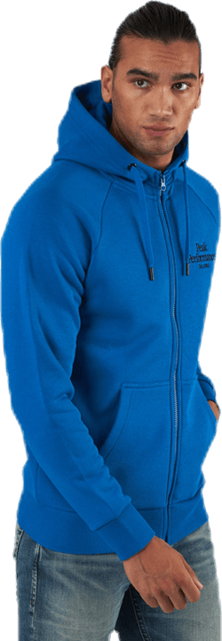 Original Zip Hood Blue