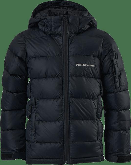 Jr Frost Down Jacket Black