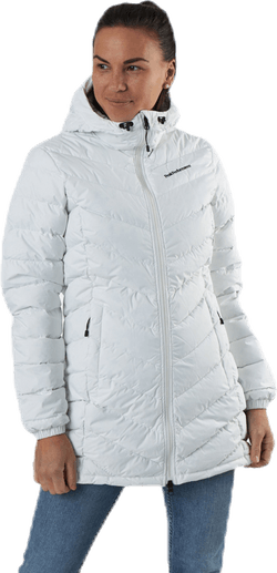 Frost Down Parka White