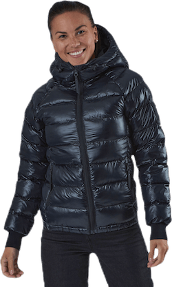 Tomic Puffer Jacket Black