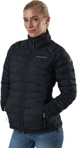 Argon Light Jacket Black