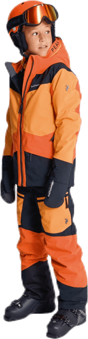 Jr Gravity Jacket Orange