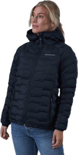 Argon Light Hood Jacket Black