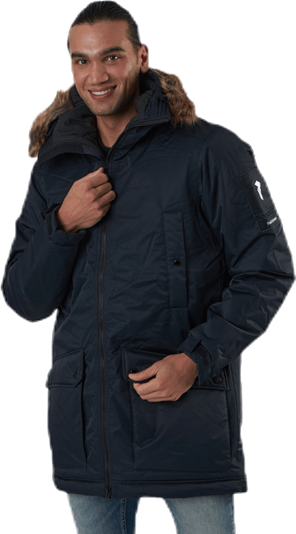 Local Parka Black
