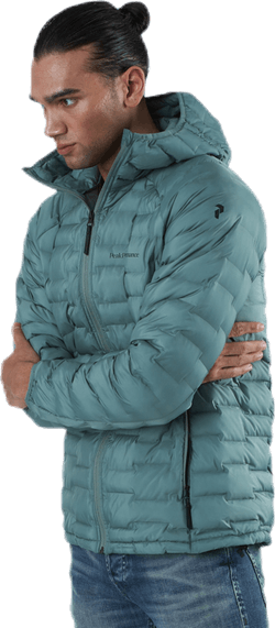 Argon Light Hood Jacket Green