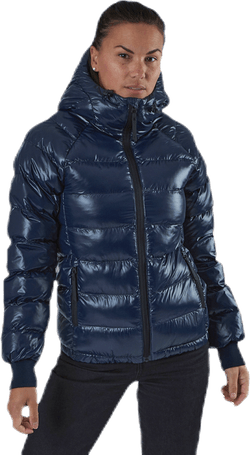 Tomic Puffer Jacket Blue