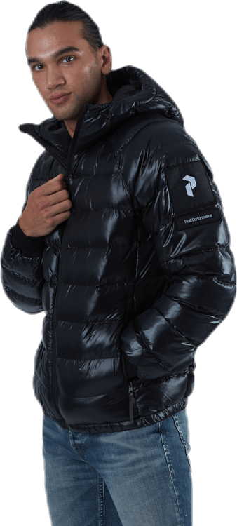 Tomic Jacket Black