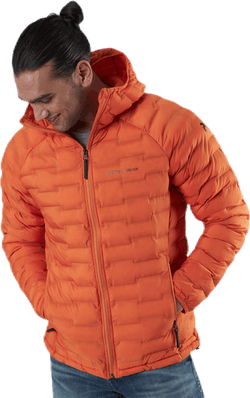 Argon Light Hood Jacket Orange
