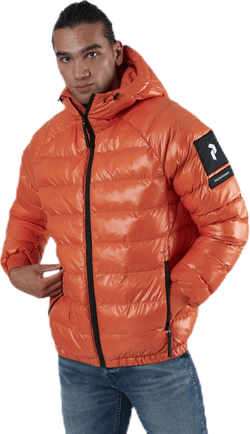 Tomic Jacket Orange
