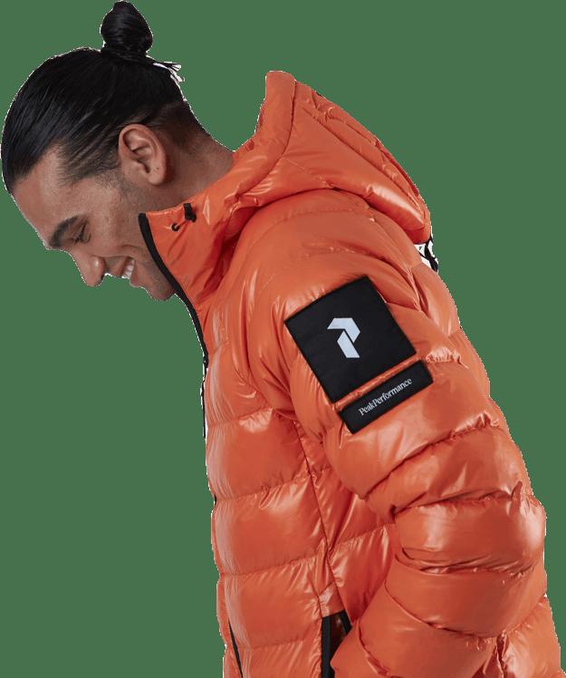Tomic Jacket Orange