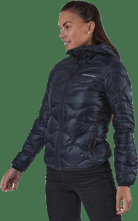 Helium Hood Jacket Black