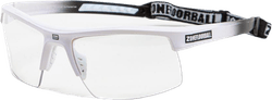 Protector Eyewear White/Black