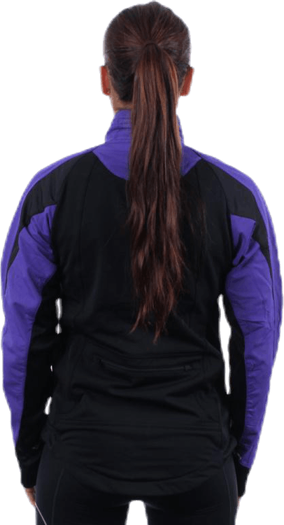 R-90 Winter Jacket Purple
