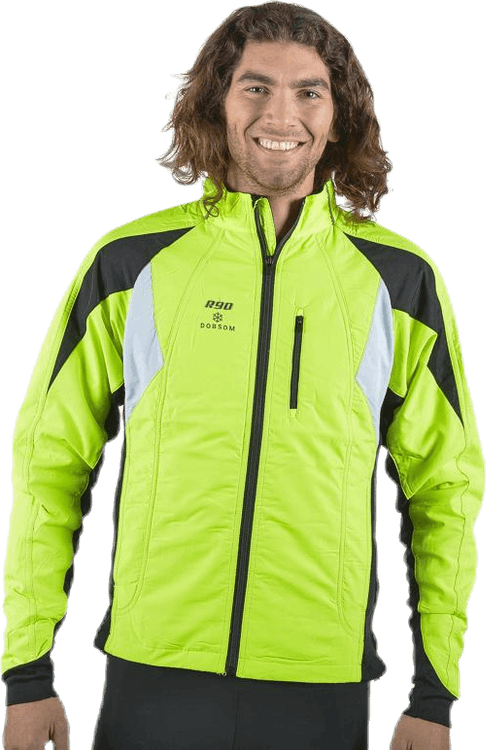 R-90 Winter Jacket Yellow