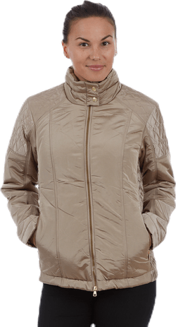 Skylar Wind Jacket Gold