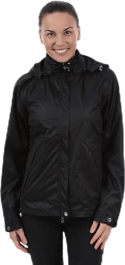 Merion Rain Jacket Black