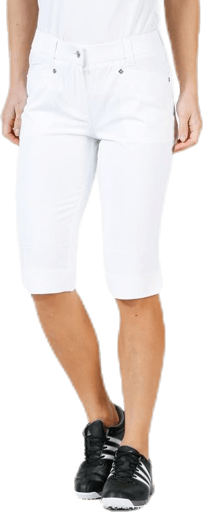 Lyric City Shorts White