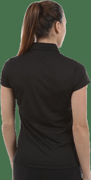 Macy S/S Polo Shirt Black