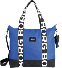 Serena Tote Bag Blue
