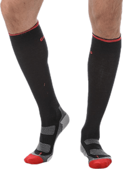 Compression Wool Black