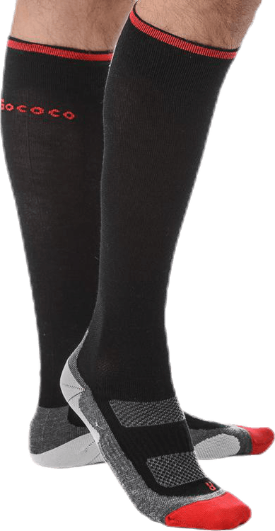 Compression Wool Black