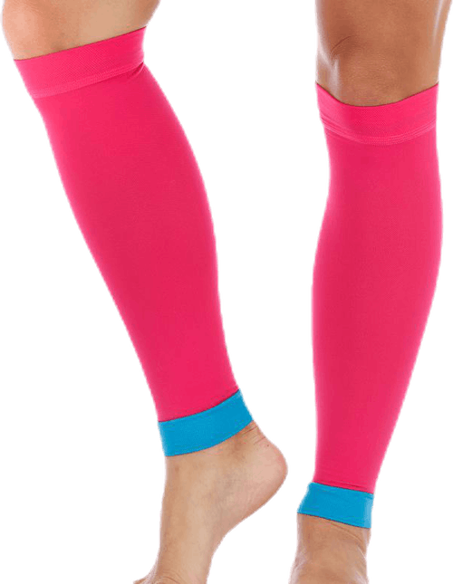 Compression Calf Sleeves Superior Pink