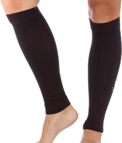 Compression Calf Sleeves Superior Black