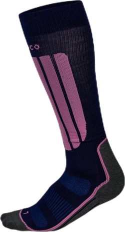 Compression Skiing Blue/Pink