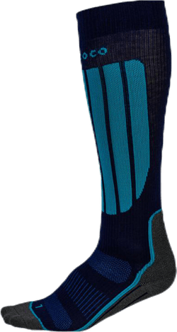 Compression Skiing Blue