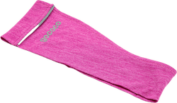 Thin Running Headband Wool Pink