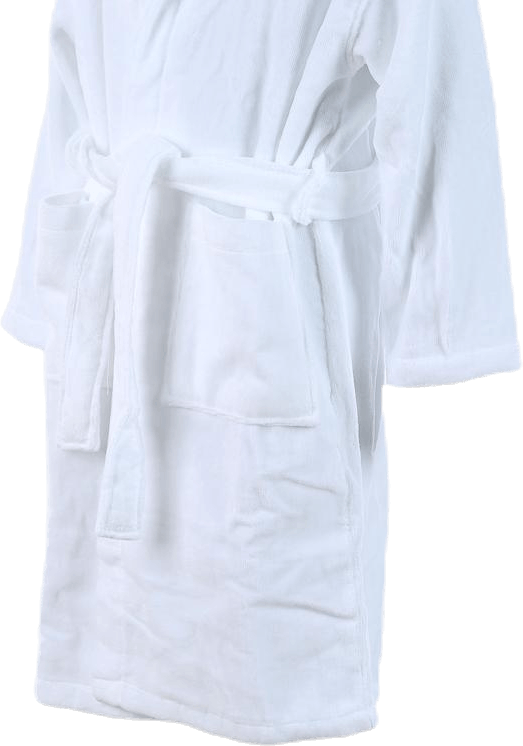 Orbaden Bathrobe White