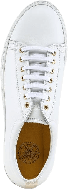 Chowade Leather Shoe White