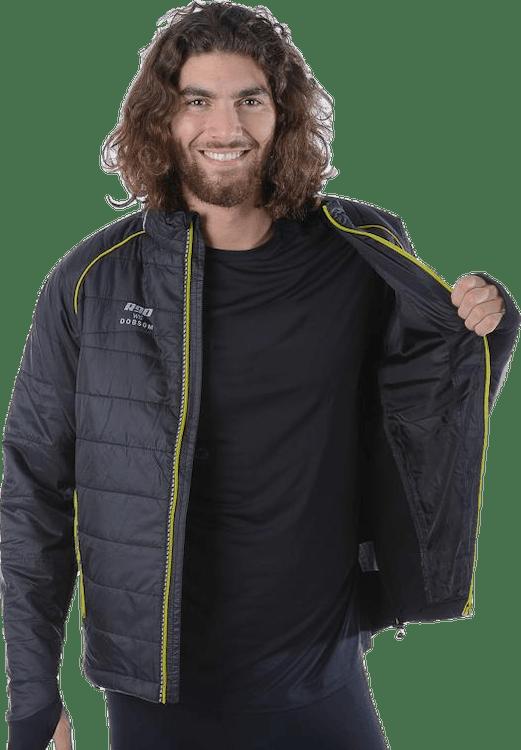 R90 Wis Jacket Black