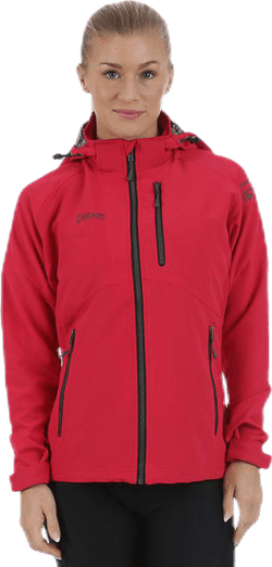 Moss Jacket Red