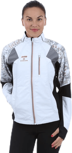 R-90 Winter Jacket ll White