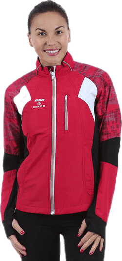 R-90 Winter Jacket ll Pink/Red